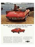 GM Corvette Some Decisions… Poster