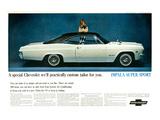 GM Chevy Impala Super Sport Prints
