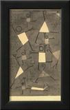 Tanze Vor Angst Art by Paul Klee