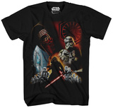 Star Wars Force Awakens- Galactic Rule T-shirts