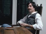 Steve Jobs Kunst op metaal van Ted Thai
