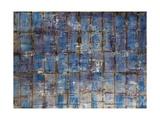 Loft Wall Metalldrucke von Alexys Henry