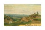 At Ratzeburg, 1827 Giclee Print by Christian Ernst Bernhard Morgenstern