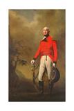 Rt. Hon. Francis Rawdon Hastings (1754-1826) Giclee-trykk av Sir Henry Raeburn