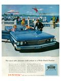 Pontiac-Pleasure Craft Ashore Posters