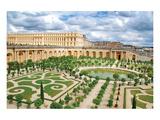 Versailles Garden Paris France Prints