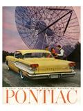 Pontiac-A Bold New Gerneration Affiches