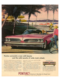 Pontiac-Surrounds With Beauty Posters