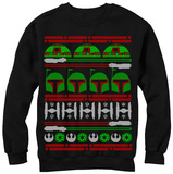 Crewneck Sweatshirt: Star Wars- Epic Sweater T-Shirts
