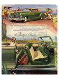 The Beautiful Chrysler - Purr Affiches