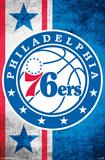 Philadelphia 76ers- Logo Poster
