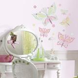 Waverly Butterfly Veggoverføringsbilde