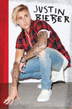 Justin Bieber- Flannel Posters