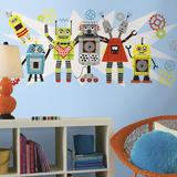 Waverly RobotsGraphix Wall Decal
