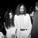 John Lennon and Yoko Ono, 1969 Photographic Print by  Blandford