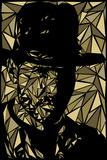 Indiana Jones Poster von Cristian Mielu