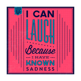 I Can Laugh 1 Arte por Lorand Okos