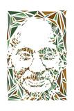 Mahatma Gandhi Posters af Cristian Mielu