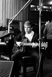 Dave Clark Five, 1964 Fotografisk tryk af Ron Burton