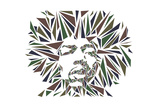 Jimi Hendrix Kunstdrucke von Cristian Mielu