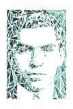 Lucky Luciano Kunstdrucke von Cristian Mielu