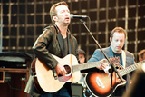 Eric Clapton at Master's of Music Benefit Concert 1996 Photographic Print by Jason Buckner