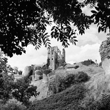 Corfe Castle, 1952 Photographic Print by Daily Mirror
