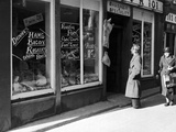 Village Store in County Wexford, 1944 Photographic Print by  Dean