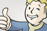 Fallout- Vault Boy Kunstdrucke
