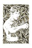 Bruce Lee Kunstdrucke von Cristian Mielu