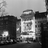 Leicester Square Theatre in London's West End. April 1958 Photographic Print by  Staff