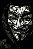 Guy Fawkes Prints by Cristian Mielu