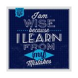 I'm Wise 1 Láminas por Lorand Okos