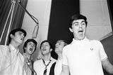 Dave Clark Five, 1964 Fotografie-Druck von Ron Burton