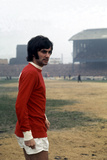 George Best Manchester United Football Player Circa 1969 Reproduction photographique par George Jackson