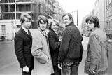 The Yardbirds 1966 Fotografisk tryk af Kent Gavin