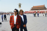 Wham Visit to China 1985 Photographic Print by Kent Gavin
