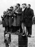 Alvechurch Football Club Reproduction photographique par Birmingham Post Mail Archive