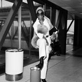 Dionne Warwick, 1970 Fotografisk tryk af Victor Crawshaw