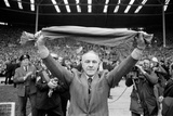 Bill Shankly Liverpool Manager Reproduction photographique par Monte Fresco