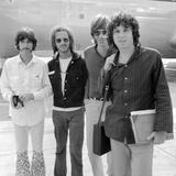 The Doors 1968 Fotografisk tryk af Victor Crawshaw