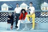 Queen 1981 Fotografie-Druck von Kent Gavin