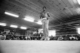 Muhammad Ali Training at His Camp in Deer Lake Pennsylvania Fotografisk tryk af Monte Fresco