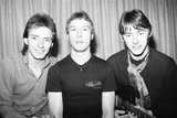 The Jam, Music Group, 22nd April 1980 Fotoprint av Kent Gavin
