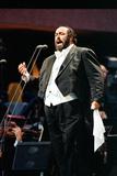 Luciano Pavarotti's Free Concert, Hyde Park, 1991 Reproduction photographique par Ken Lennox