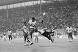 Zaire V Scotland World Cup 1974 Photographic Print by Monte Fresco