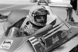 Niki Lauda, 1977 Reproduction photographique par Charlie Ley