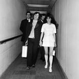 Ringo Starr 1964 Fotografisk tryk af Victor Crawshaw