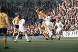 Arsenal V Stoke Fa Cup Semi March 1971 Reproduction photographique par Gerry Crowther