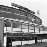 Old Trafford Football Stadium, 1968 Photographic Print by Ernest Chapman